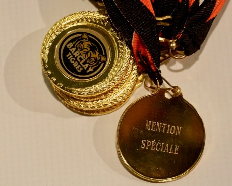 Gala médailles 2